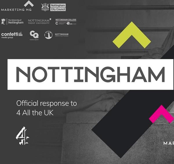 Nottingham in the running to provide new home for Channel 4