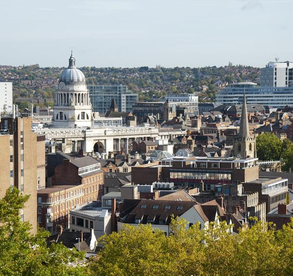 10 reasons why Nottingham is a great place to invest
