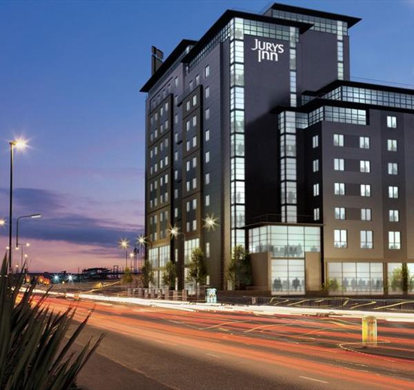 Look inside Jurys Inn Nottingham hotel after £2.2m revamp
