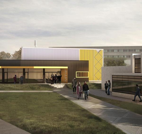 Plans in for £8m medical technology centre