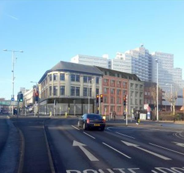 Green light for 92-apartment city centre scheme